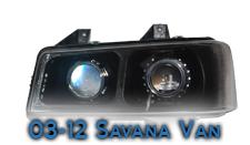 GMC Gallery Section Headlight Retrofits, Custom Paint, LED ...