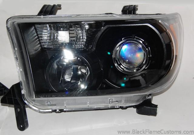 2007 2013 Toyota Tundra Complete Hid Projector Headlight