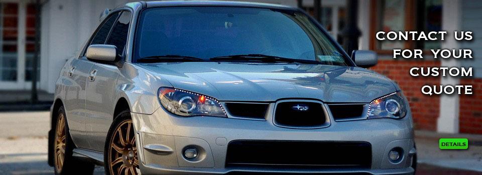 Subaru Impreza HID Retrofit Conversion Headlights