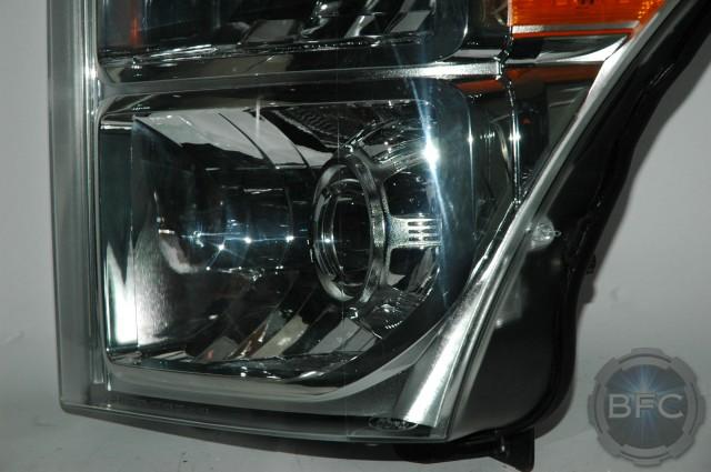 2012 F350 Superduty LS460 Chrome