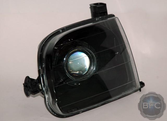 04 Tundra Black Chrome Retrofits