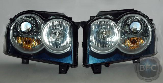 06 Jeep Grand Cherokee Hid Projector Headlight Package