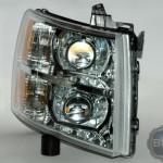 07 Chevy Silverado Quad MH1 Headlight Retrofits