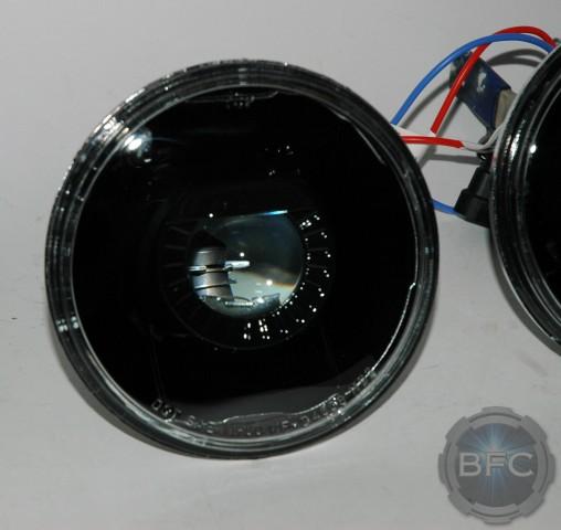 1968 Chevelle Hid Projector Retrofit Headlight Conversion