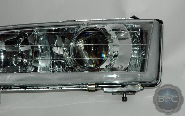 96 Honda Accord HID Headlights