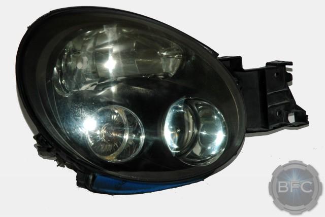 Black Grand Cherokee >> 02 Subaru WRX JDM Bugeye HID Projector Conversion ...
