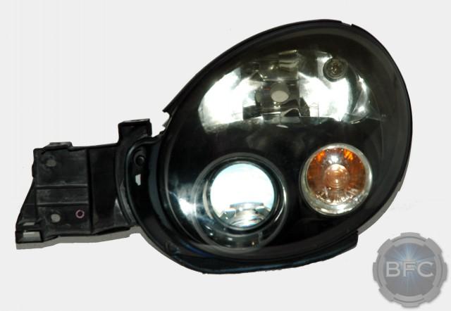 02 WRX JDM Bugeye Retrofit Headlights