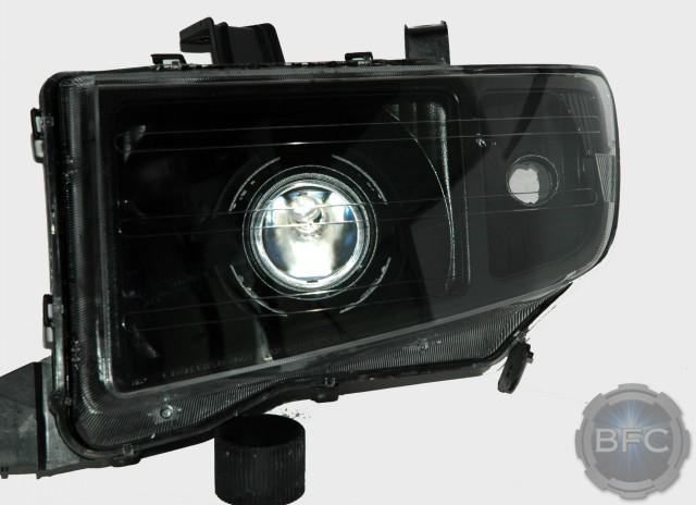 08 Honda Ridgeline FXR HID Conversion