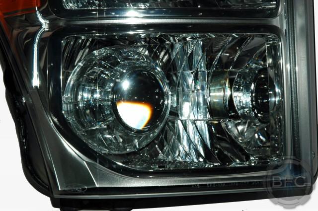 2011 Superduty LS460R OEM Projector Conversion