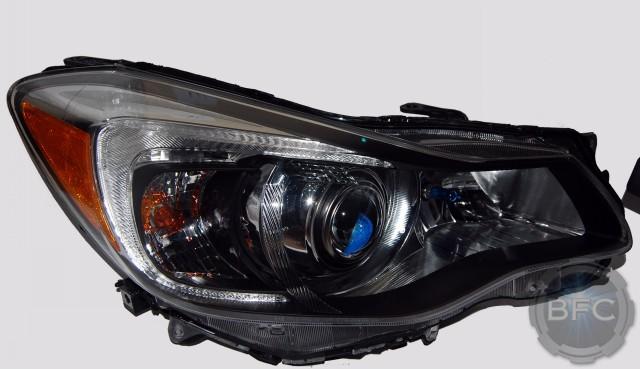 2012 Subaru Impreza Hid Projector Retrofit Rx330 Wrb