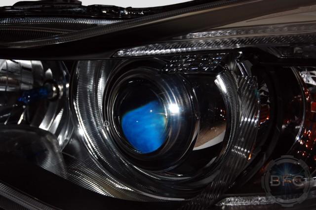 2012 Impreza HID Projector Conversion