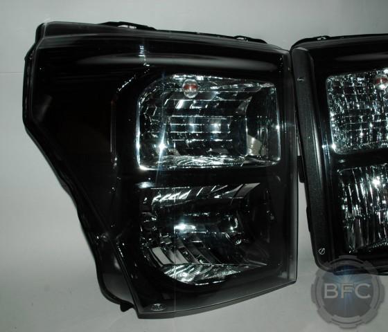 2012 Ford Superduty Black Paint Amp Strobes