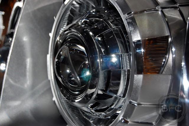 2012 GMC Yukon Denali HID Projectors