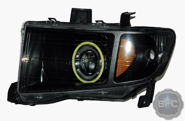 Image Result For Honda Ridgeline Halo Headlights