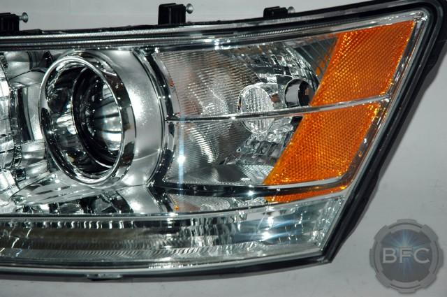 2009 Hyundai Sonata HID Conversion
