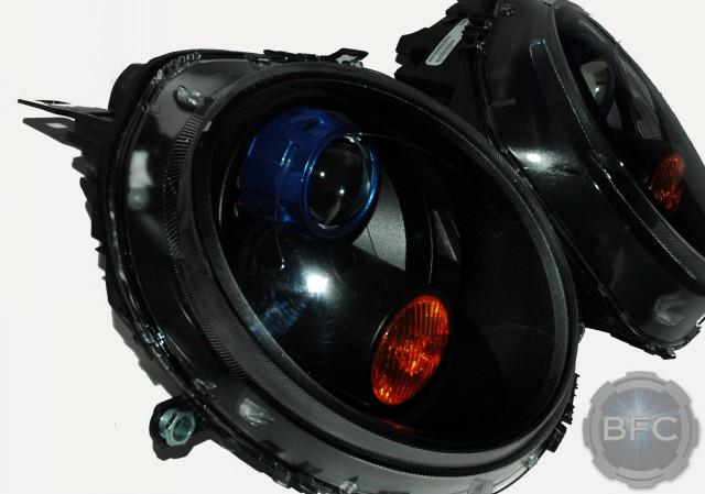 2008 Mini Cooper Hid Projector Retrofit Conversion