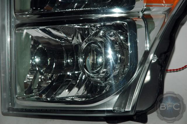 2012 Superduty OEM HID Projector Retrofit Headlight Conversion
