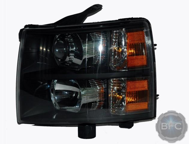 2009 Chevy Silverado HID Projector Retrofit Headlight ...