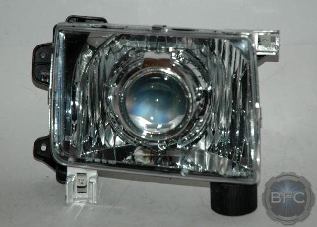 2001 Nissan Xterra Hid Projector Retrofit Package