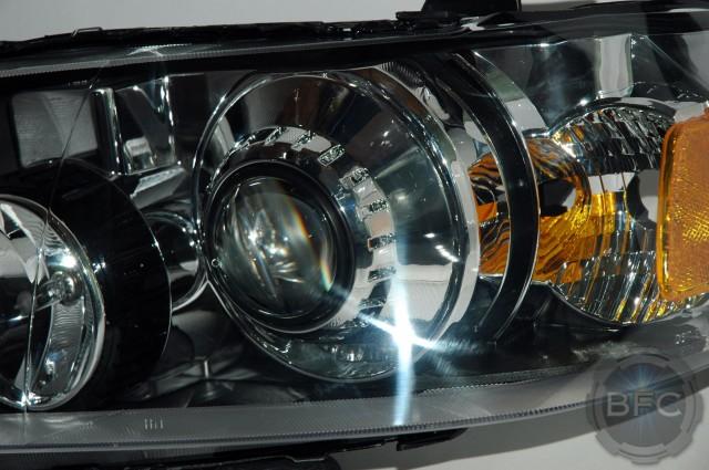 2005 Ford Escape Hid Projector Conversion Headlights