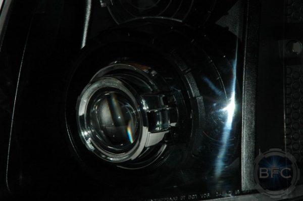 2007 Black Denali HID Headlights