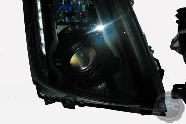 2011 Cadillac CTS4 Headlights