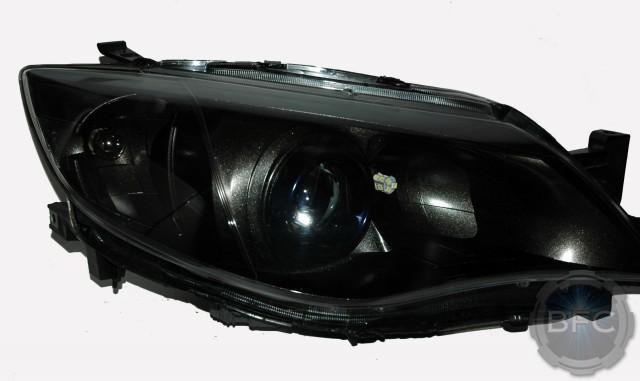 2012 WRX Plasma Gunmetal Grey