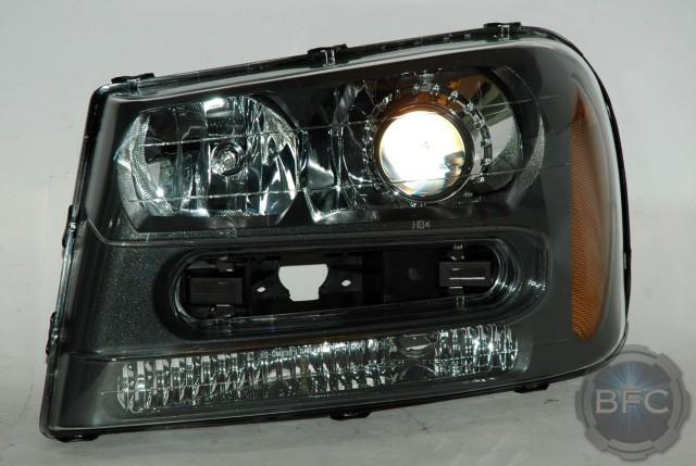 05 Trailblazer Projector Headlights