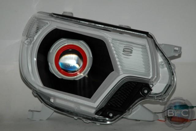 2013 Toyota Tacoma Trd Custom Hid Projector Headlights