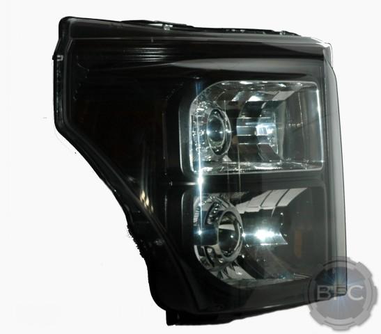 2012 Ford F350 Superduty Hid Projector Headlight
