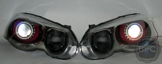 06 Chrysler Sebring Hid Projector Headlights