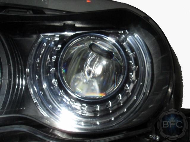 2001 Bmw M3 Hid Projector Retrofit Headlights