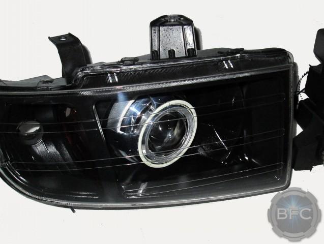 2007 Honda Ridgeline Hid Projector Headlights With Led