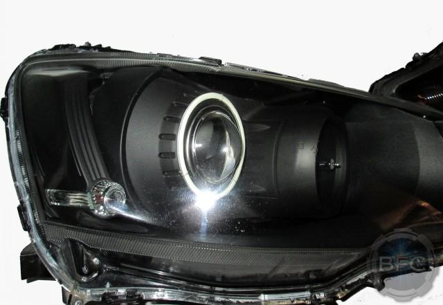 2011 Mitsubishi Lancer Hid Projector Retrofit Headlights