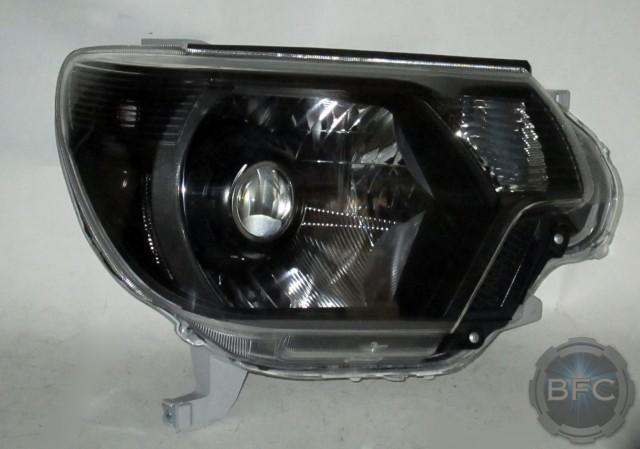 2014 Toyota Tacoma Hid Projector Retrofit Headlight