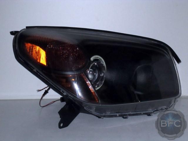 Toyota Rav Hid Headlights Halo on Projector Headlight Wiring