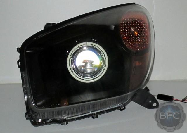 2004 toyota rav4 hid projector retrofit headlight package 2004 toyota rav4 hid projector headlights sciox Image collections