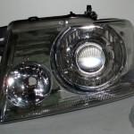 07 Ford F150 Headlight Retrofits Chrome