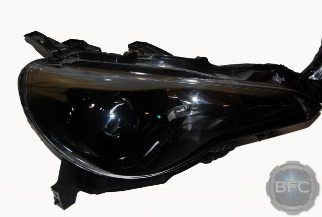 2015 Scion FRS HID Black Headlights