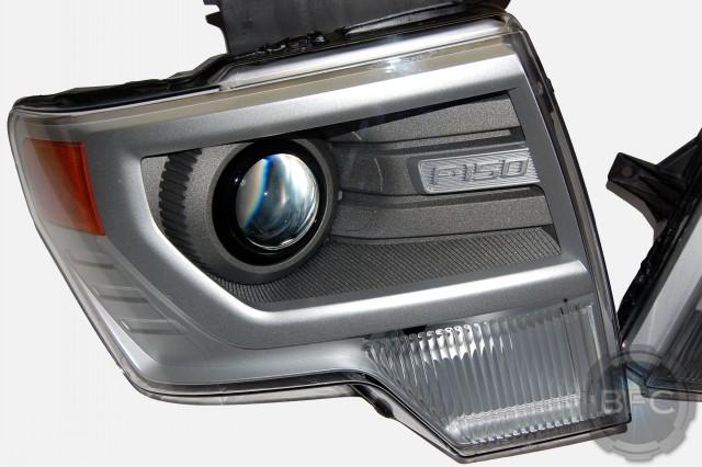 2014 F150 Headlights >> 2014 Ford F150 Hid Projector Headlights Custom Paint