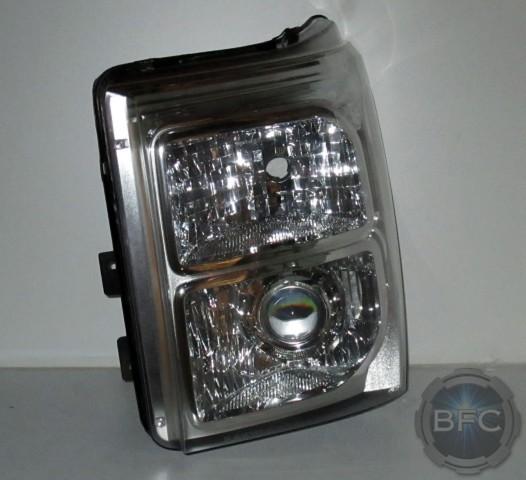 2015 F350 Superduty Projector Headlights HID