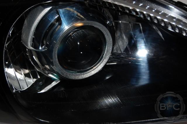 2003 Ford Taurus HID Projector Retrofit Package | BlackFlameCustoms.com