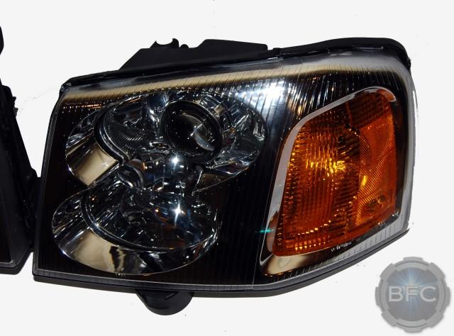 Build A Gmc Truck >> 2005 GMC Envoy HID Projector Headlights ...