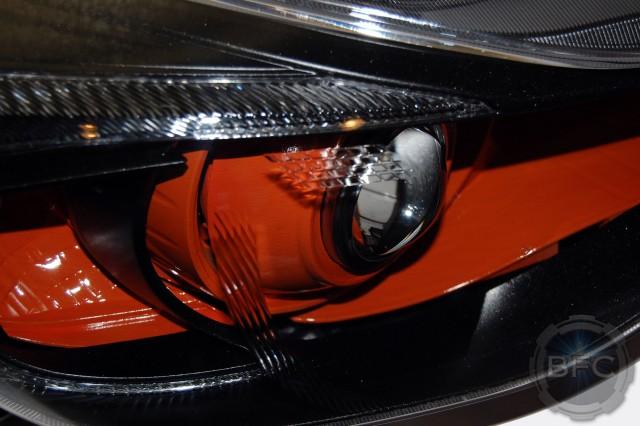 2014 Subaru Crosstrek HID Projector Headlights Black ...