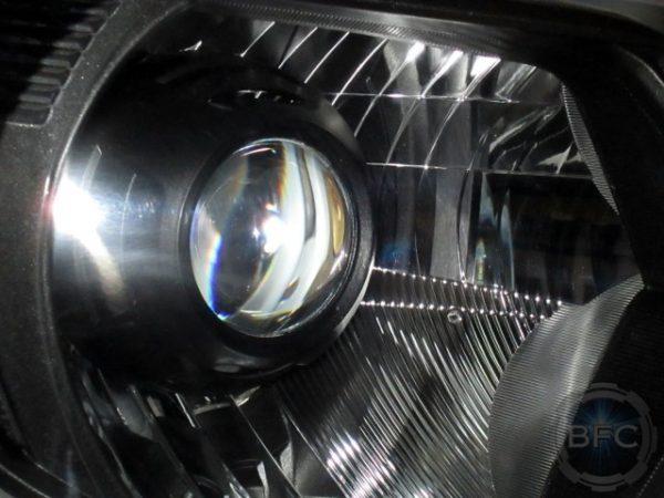 2014 TRD Tacoma Red Black Headlights