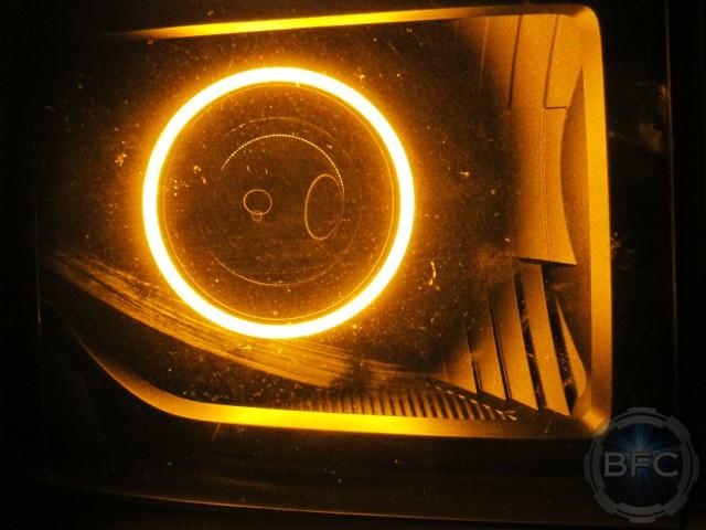 2015 Ford Superduty HID Projector Retrofit Headlight ...
