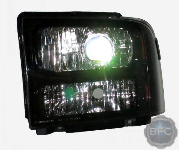 F Hd Headlight Package on Projector Headlight Wiring