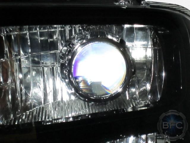 2006 Ford F350 Superduty Hid Projector Hd Headlight