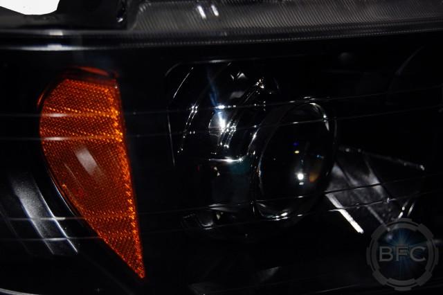 06 Honda Ridgeline HID Black Headlights