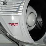 2007 White Black Tacoma Headlights HID